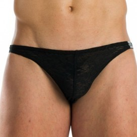 Modus Vivendi Abstract Super Low Cut Noir