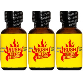 Push Poppers Rush Ultra Strong 30mL x3