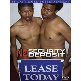 No Security Deposit DVD