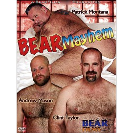 Bear films Bear Mayhem 1 DVD