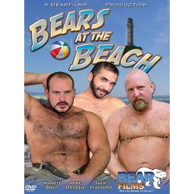 Bear films Bears at the Beach DVD