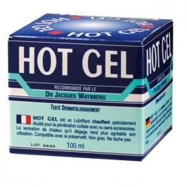 Lubrifiant Chauffant Hot Lubrix 100mL