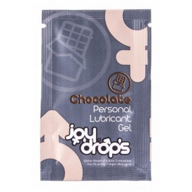 Joy Drops Dosette Lubrifiant Arôme Chocolat - 5 ml
