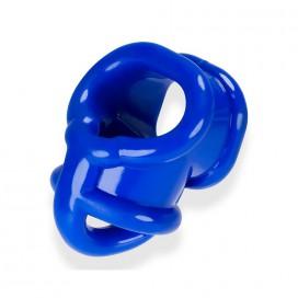 Oxballs Ballstretcher Ball-Split sling Bleu