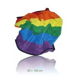 Pride Items Serviette Rainbow 50 x 100 cm