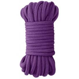 Ouch! Corde de Bondage Japanese Violette 10 m