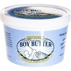 Boy Butter Crème lubrifiante Boy Butter H2O 480mL
